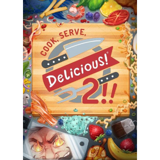 Cook, Serve, Delicious! 2!! Steam Key GLOBAL