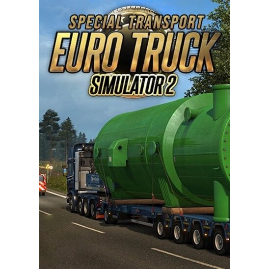 Euro Truck Simulator 2: Special Transport (DLC) Steam Key