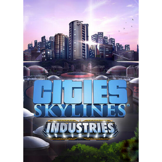 Cities: Skylines - Industries (DLC) Steam Key GLOBAL