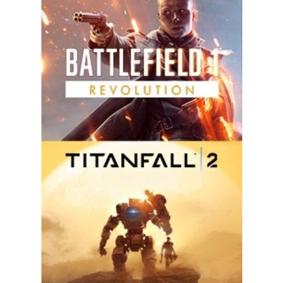 Battlefield 1 & Titanfall 2 Ultimate Bundle Origin Key GLOBAL