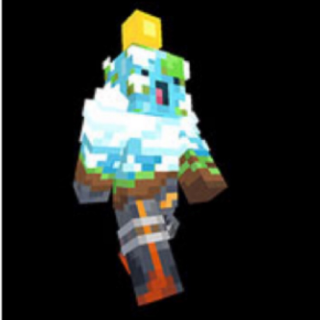 Minecraft Overworld Skin  [Global]