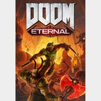 DOOM Eternal + the Rip and Tear Pack DLC Bethesda Key Global