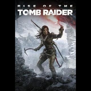 Rise of the Tomb Raider Steam Key GLOBAL