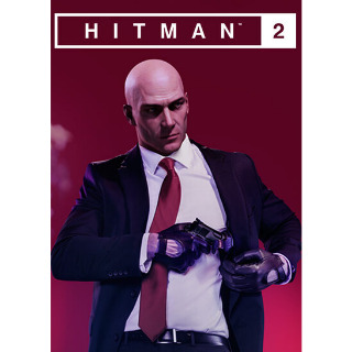 Hitman 2 Steam Key GLOBAL