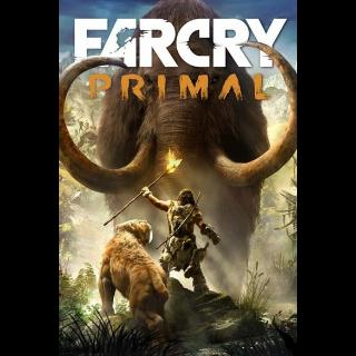 Far Cry Primal Uplay Key GLOBAL