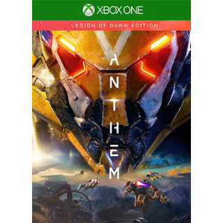 Anthem - Legion of Dawn Edition (Xbox One) Xbox Live Key GLOBAL