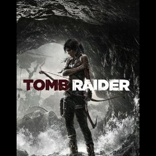 Tomb Raider Steam Key GLOBAL