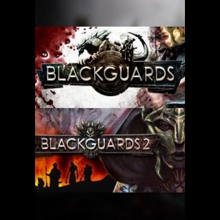 Blackguards & Blackguards 2 Bundle Steam Key GLOBAL