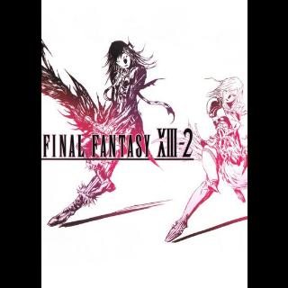 Final Fantasy XIII-2 Steam Key GLOBAL