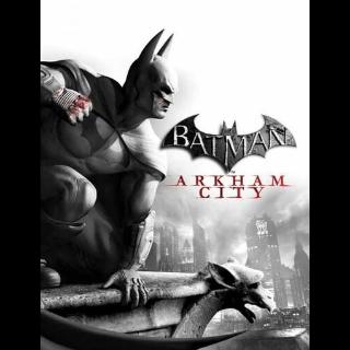 Batman: Arkham City (GOTY) Steam Key GLOBAL