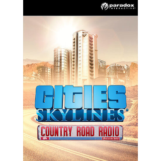 Cities: Skylines - Country Road Radio (DLC) Steam Key GLOBAL