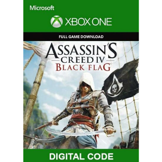 Assassin's Creed IV: Black Flag (Xbox One) Xbox Live Key GLOBAL