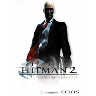 Hitman 2: Silent Assassin Steam Key GLOBAL