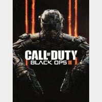 Call of Duty Black Ops 3 COD III Steam Key Global