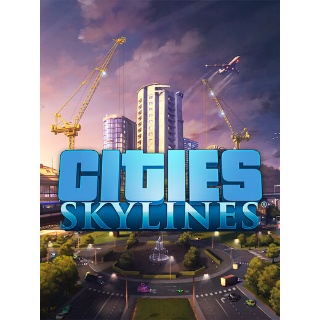 Cities: Skylines - Deluxe Upgrade Pack (DLC) Steam Key GLOBAL