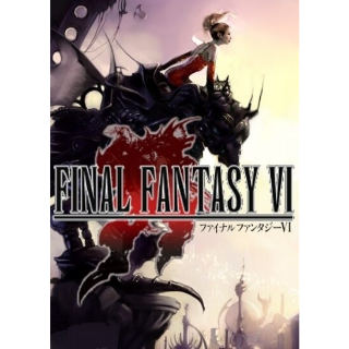 Final Fantasy VI Steam Key GLOBAL
