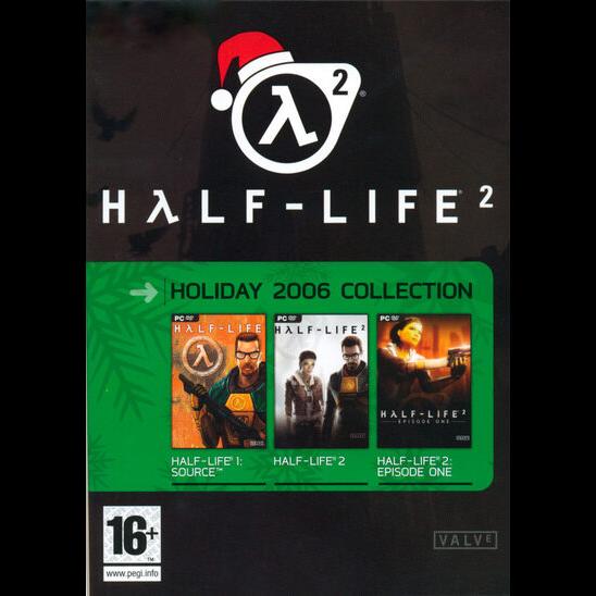 Half-Life 2 Holiday 2006 Steam Key GLOBAL - Steam Games
