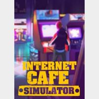 Internet Cafe Simulator Steam Key Global