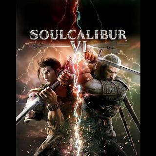 Soulcalibur VI 6 Steam Key GLOBAL