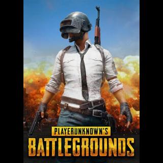 PlayerUnknown's Battlegrounds PUBG Steam Key Global