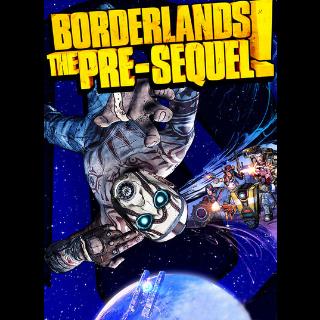 Borderlands: The Pre-Sequel - Shock Drop Slaughter Pit (DLC) Steam Key GLOBAL