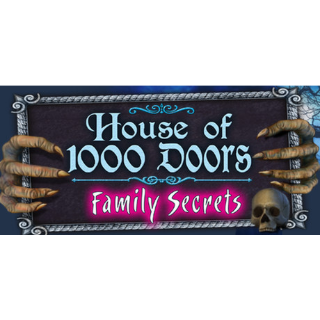 House of 1,000 Doors: Family Secrets Collector's Edition (Steam/Global Instant Delivery)