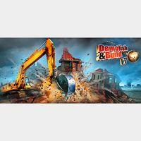 Demolish & Build 2017 (Steam/Global Instant Delivery)