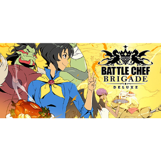 Battle Chef Brigade (Steam/Global Instant Delivery/5)