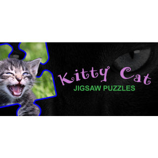 Kitty Cat: Jigsaw Puzzles (Steam/Global Instant Delivery)