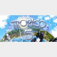 Tropico 5 (Steam/Global Instant Delivery)