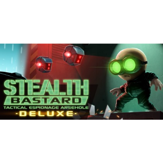 Stealth Bastard Deluxe (Steam/Global Instant Delivery)