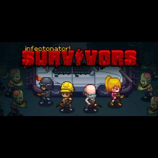 Infectonator: Survivors (Steam/Global Instant Delivery)