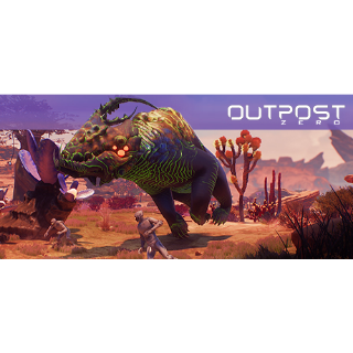 Outpost Zero (Steam/Global Instant Delivery/1)