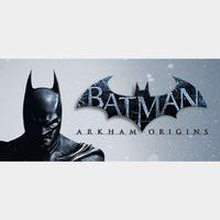 Batman™: Arkham Origins (Steam/Global Instant Delivery/1)