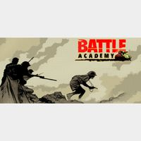Battle Academy includes 6 DLC (Steam/Global Instant Delivery)