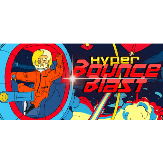 Hyper Bounce Blast (Steam/Global Instant Delivery)