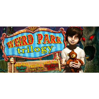 Weird Park Trilogy (Steam/Global Instant Delivery)