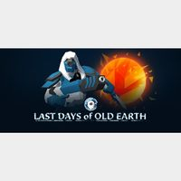 Last Days of Old Earth (Steam/Global Instant Delivery)