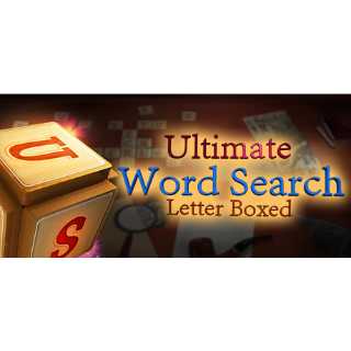 Ultimate Word Search 2: Letter Boxed (Steam/Global Instant Delivery)