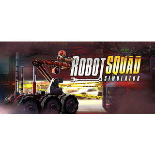 Robot Squad Simulator 2017 (Steam/Global Instant Delivery)