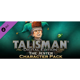 Talisman - Character Pack #12 - Jester steam/global instant delivery