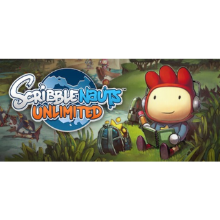 Scribblenauts Unlimited (Steam/Global Instant Delivery/2)