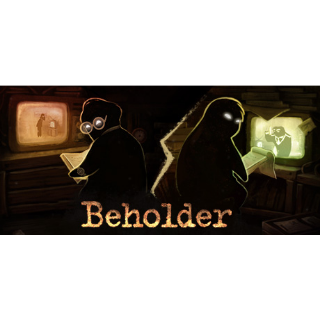 Beholder (Steam/Global Instant Delivery/1)