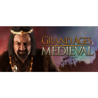 Grand Ages: Medieval (Steam/Global Instant Delivery)