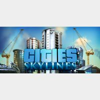 Cities: Skylines Deluxe Edition (Steam/Global Instant Delivery)