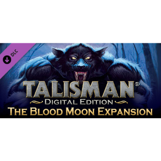 Talisman - The Blood Moon Expansion steam/global instant delivery