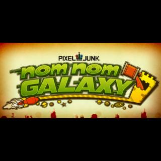 PixelJunk™ Nom Nom Galaxy (Steam/Global Instant Delivery)