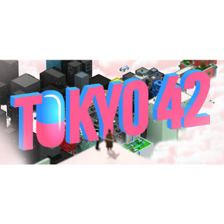 Tokyo 42 (Steam/Global Instant Delivery/1)