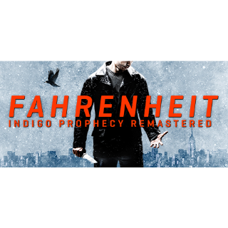 Fahrenheit: Indigo Prophecy Remastered (Steam/Global Instant Delivery)