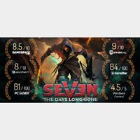 Seven: The Days Long Gone (Steam/Global Instant Delivery/2)